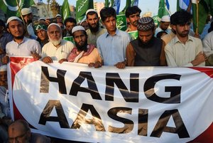 Asia Bibi and the case that makes a mockery of Britain's asylum laws